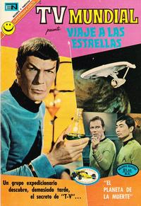 Cover Thumbnail for TV Mundial (Editorial Novaro, 1962 series) #218