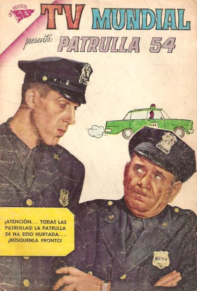 Cover for TV Mundial (Editorial Novaro, 1962 series) #10