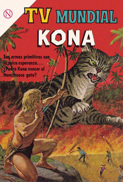 Cover for TV Mundial (Editorial Novaro, 1962 series) #24