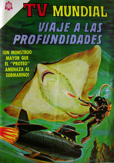 Cover for TV Mundial (Editorial Novaro, 1962 series) #32