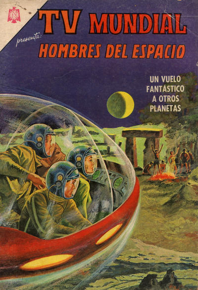 Cover for TV Mundial (Editorial Novaro, 1962 series) #40