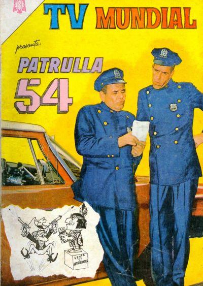 Cover for TV Mundial (Editorial Novaro, 1962 series) #54
