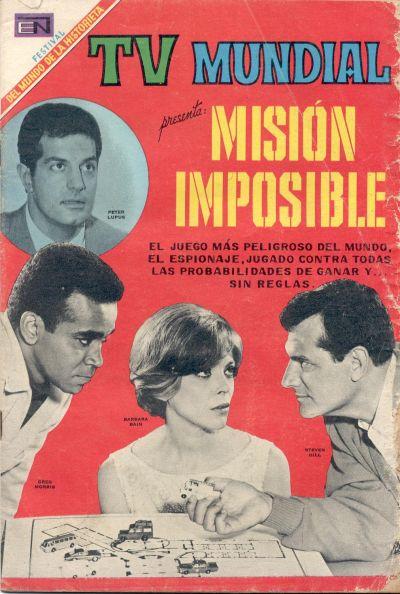 Cover for TV Mundial (Editorial Novaro, 1962 series) #142