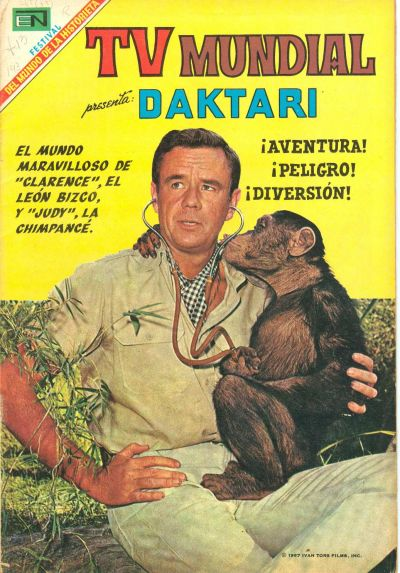 Cover for TV Mundial (Editorial Novaro, 1962 series) #143