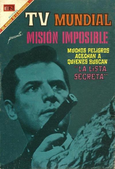 Cover for TV Mundial (Editorial Novaro, 1962 series) #146
