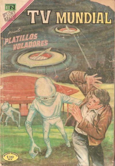 Cover for TV Mundial (Editorial Novaro, 1962 series) #178