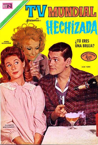 Cover for TV Mundial (Editorial Novaro, 1962 series) #213