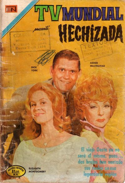 Cover for TV Mundial (Editorial Novaro, 1962 series) #215