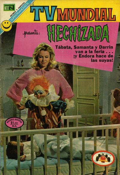 Cover for TV Mundial (Editorial Novaro, 1962 series) #225
