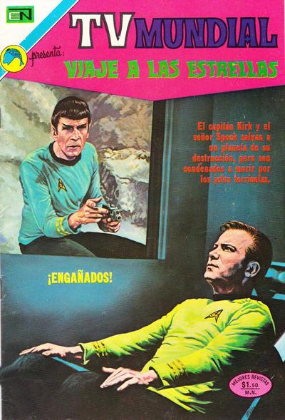 Cover for TV Mundial (Editorial Novaro, 1962 series) #241