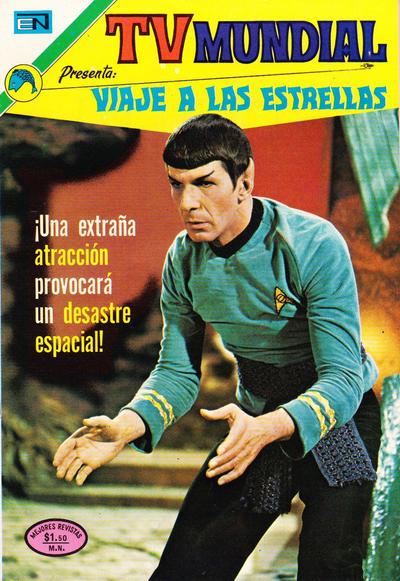 Cover for TV Mundial (Editorial Novaro, 1962 series) #245