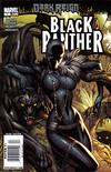 Cover for Black Panther (Marvel, 2009 series) #1 [Newsstand]