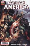 Cover for Capitán América (Panini España, 2005 series) #19