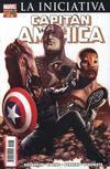 Cover for Capitán América (Panini España, 2005 series) #28