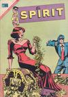 Cover for El Spirit (Editorial Novaro, 1966 series) #11