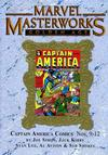 Cover Thumbnail for Marvel Masterworks: Golden Age Captain America (2005 series) #3 (111) [Limited Variant Edition]