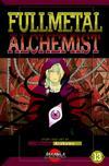 Cover for Fullmetal Alchemist (Bonnier Carlsen, 2007 series) #13