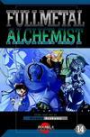 Cover for Fullmetal Alchemist (Bonnier Carlsen, 2007 series) #14