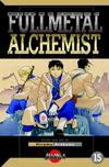 Cover for Fullmetal Alchemist (Bonnier Carlsen, 2007 series) #15