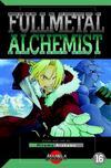 Cover for Fullmetal Alchemist (Bonnier Carlsen, 2007 series) #16