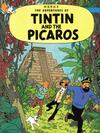 Cover for Tintin and the Picaros (Methuen, 1976 series)