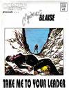 Cover for Comics Revue Presents Modesty Blaise (Manuscript Press, 1994 series) #3
