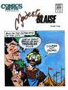Cover for Comics Revue Presents Modesty Blaise (Manuscript Press, 1994 series) #12