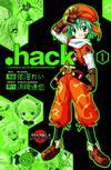 Cover for .hack // legenden om skymningsarmbandet (Bonnier Carlsen, 2006 series) #1