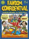 Cover for Fandom Confidential (Kitchen Sink Press, 1982 series) #1