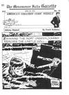 Cover for The Menomonee Falls Gazette (Street Enterprises, 1971 series) #19