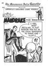 Cover for The Menomonee Falls Gazette (Street Enterprises, 1971 series) #23