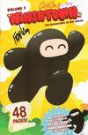 Cover for Ninjatown: The Adventures of Wee Ninja (Devil's Due Publishing, 2008 series) #1
