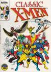 Cover for Classic X-Men (Planeta DeAgostini, 1988 series) #1