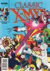 Cover for Classic X-Men (Planeta DeAgostini, 1988 series) #8