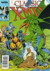 Cover for Classic X-Men (Planeta DeAgostini, 1988 series) #20