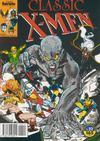 Cover for Classic X-Men (Planeta DeAgostini, 1988 series) #22