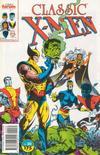 Cover for Classic X-Men (Planeta DeAgostini, 1988 series) #30