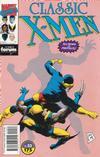 Cover for Classic X-Men (Planeta DeAgostini, 1988 series) #33