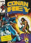Cover for Conan Rey (Planeta DeAgostini, 1984 series) #1