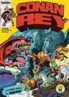 Cover for Conan Rey (Planeta DeAgostini, 1984 series) #2