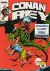 Cover for Conan Rey (Planeta DeAgostini, 1984 series) #3