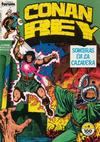 Cover for Conan Rey (Planeta DeAgostini, 1984 series) #4