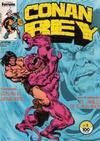 Cover for Conan Rey (Planeta DeAgostini, 1984 series) #5