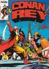 Cover for Conan Rey (Planeta DeAgostini, 1984 series) #7