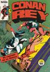 Cover for Conan Rey (Planeta DeAgostini, 1984 series) #8