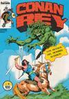 Cover for Conan Rey (Planeta DeAgostini, 1984 series) #9