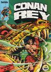 Cover for Conan Rey (Planeta DeAgostini, 1984 series) #10