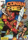 Cover for Conan Rey (Planeta DeAgostini, 1984 series) #12