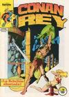 Cover for Conan Rey (Planeta DeAgostini, 1984 series) #18