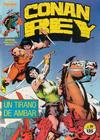Cover for Conan Rey (Planeta DeAgostini, 1984 series) #19